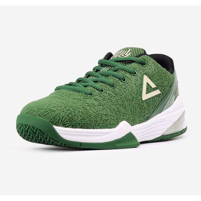 Giày bóng rổ nam Peak Delly 1 EW7201A màu xanh lá