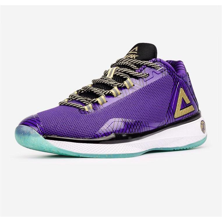 Giày bóng rổ Peak Tony Parker IV E64323A màu tím