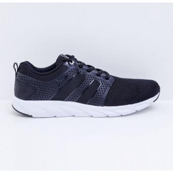 Giày chạy nam Xtep 983219116512-2 màu đen