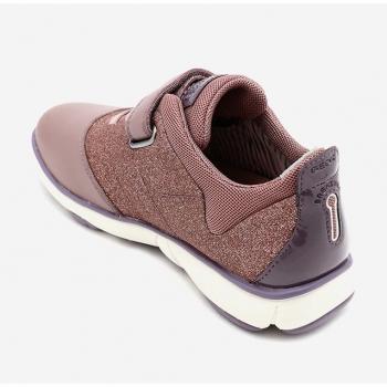 Sneakers bé gái Geox J NEBULA G. A màu hồng