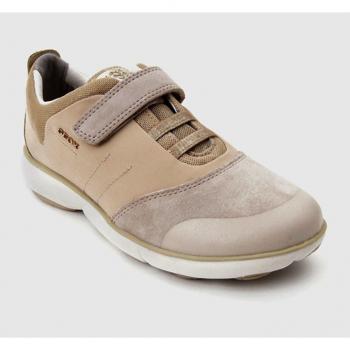 Sneakers bé gái Geox J NEBULA G. A màu be
