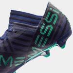 Adidas Nemeziz 17.3 FG/AG- Unity Ink/ Hi-res Green/ Core Black CP9038