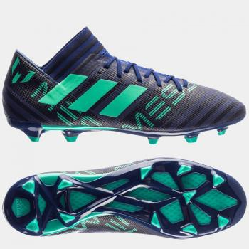 Adidas Nemeziz 17.3 FG/AG- Unity Ink/ Hi-res Green/ Core Black CP9038