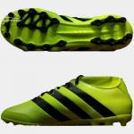 Adidas Ace 16.3 Primemesh AG- Solar Yellow/ Core Black/ Silver Metallic S80583