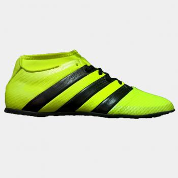 Adidas Ace 16.3 Primemesh AG- Solar Yellow/ Core Black/ Silver Metallic S80583
