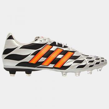 Adidas 11 Pro TRX FG- White/ Orange/ Black M19894