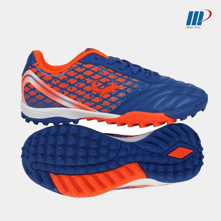Giày đá bóng Zocker ZTF 18VT Royal-Orange - ZTF 18VT Royal-Orange
