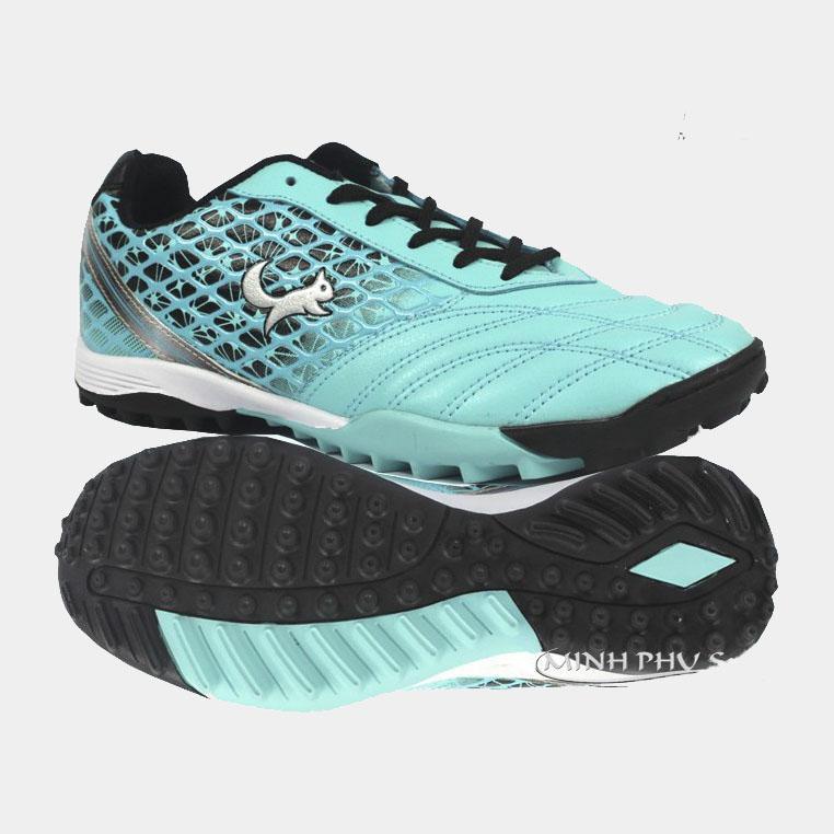Giày đá bóng Zocker ZTF 18VT Blue-Black - ZTF 18VT Blue-Black