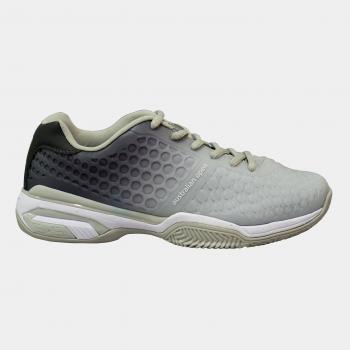 Giày tennis nam Erke 2091 (Ghi đen)