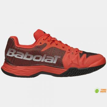 Giày tennis Babolat Jet Mach II AC Or/Bl (30S18629-6008)