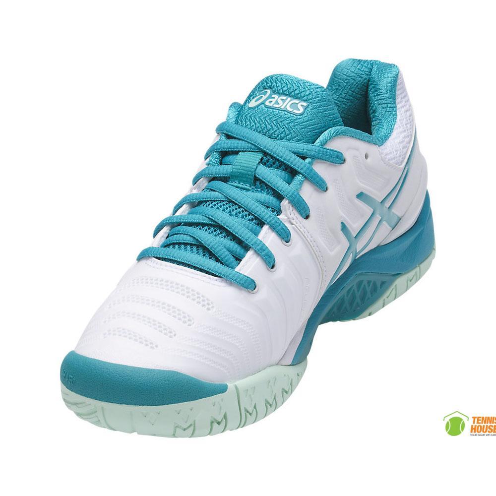 Giày tennis Asics Nữ Gel Resolution 7 (E751Y-0140)