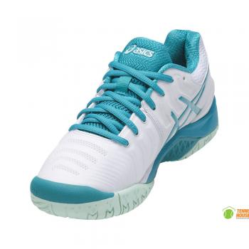 Giày tennis Asics Nữ Gel Resolution 7 (E751Y-0140)