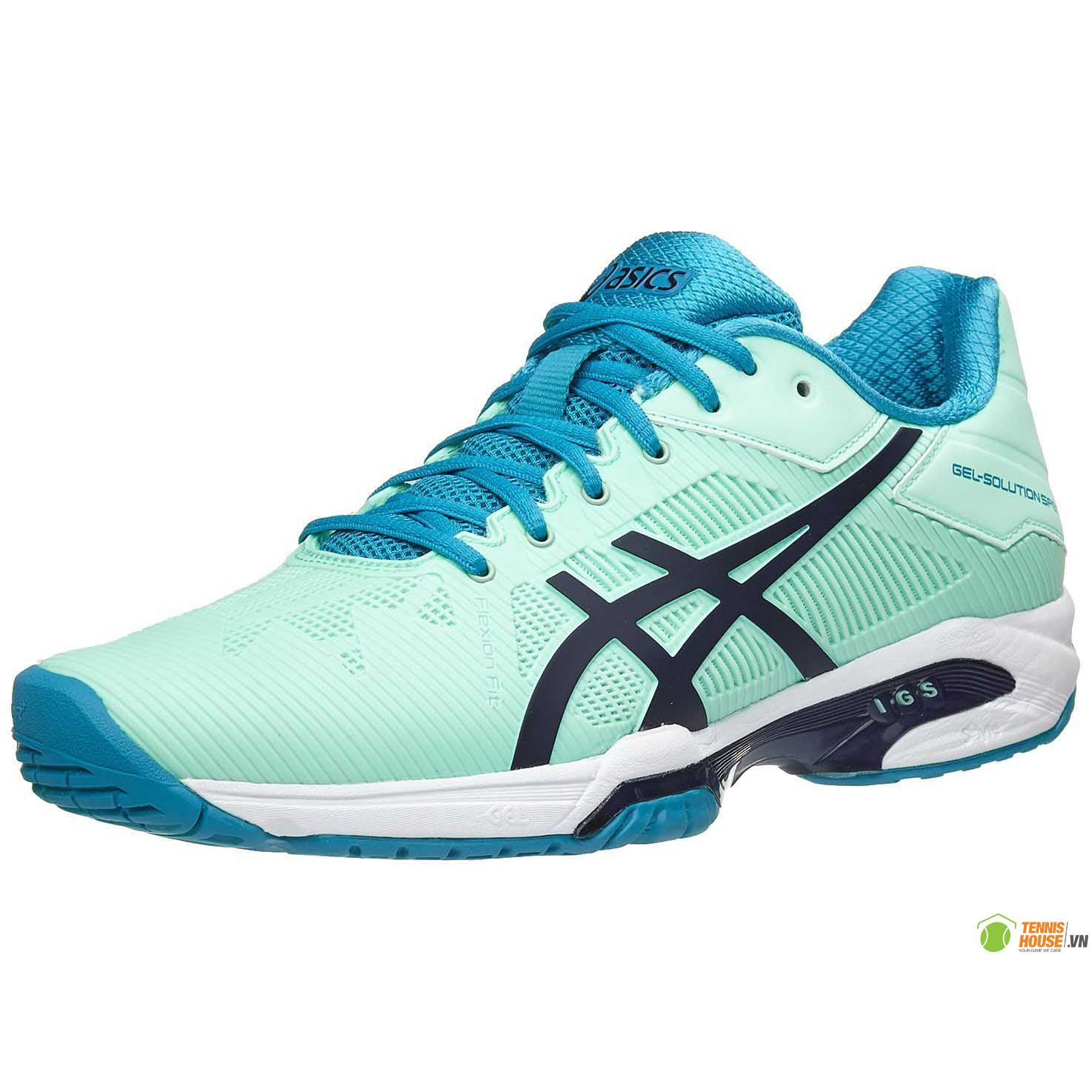 Giày Tennis Asics Nữ Gel Solution Speed 3 (E650N-6749)